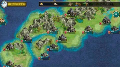 文明的尽头,游戏截图
